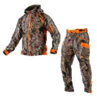 Костюм для охоты Alaska Elk Extreme Lite Blind Max HD Safety Camo