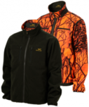 Флисовая куртка JahtiJakt  Reversible camo fleece jacket