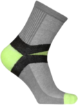 Носки NordKapp 307 grey/ lime